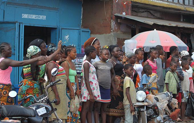 Escort girls in Liberia